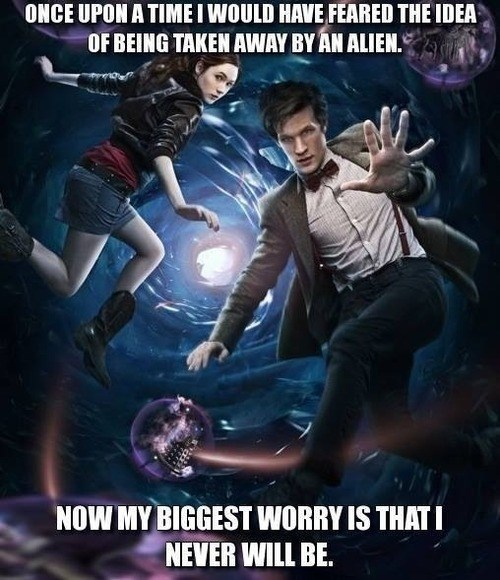alien 11th Doctor companion - 8114803456
