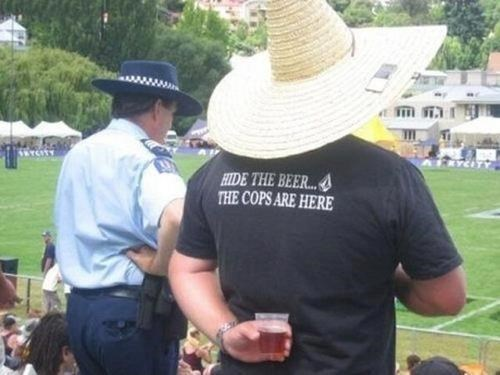 The Shirt Doesn\'t Lie