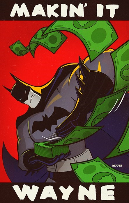 What Happens When Batman Goes To A Strip Club?