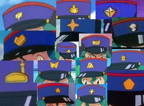 anime officer jenny Pokémon - 8114921216