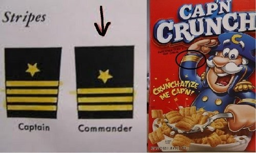 captain crunch,cereal,lies