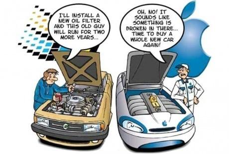 cars computer comparisons web comics - 8116034304