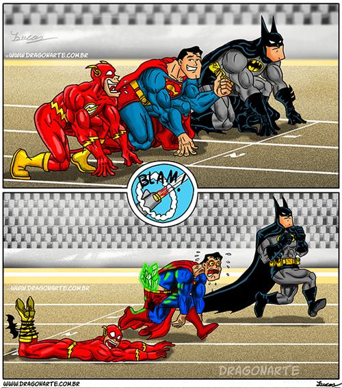 batman the flash superman web comics - 8116091136