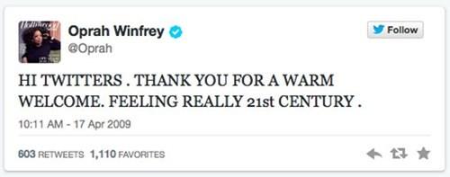 oprah,twitter