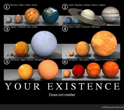 depressing existence funny planets - 8116316160