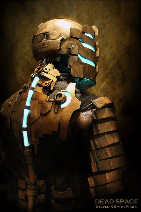 cosplay dead space mask - 8116476672