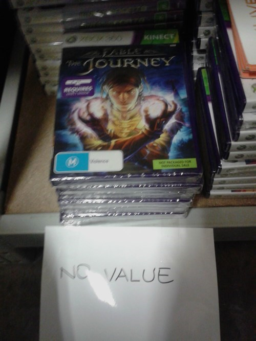lol kinect fable the journey - 8116557312