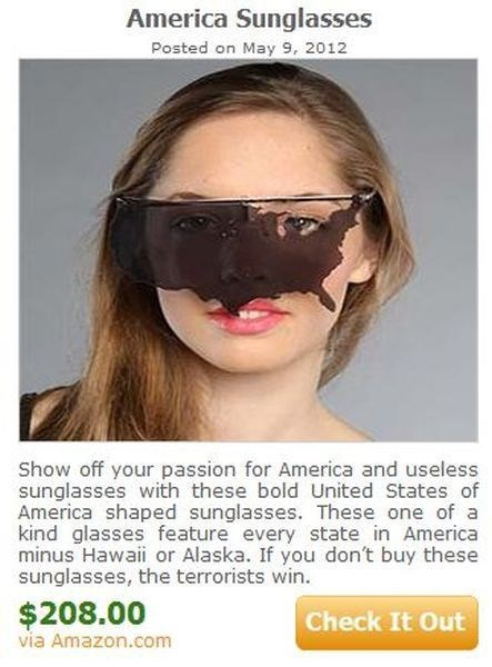 america funny wtf sunglasses - 8116606208