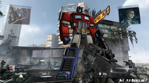 This Needs to Be Titanfall DLC