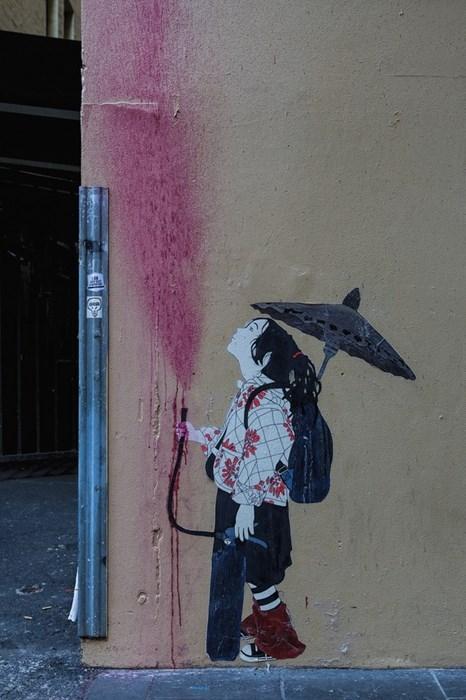 design graffiti Street Art - 8116772608