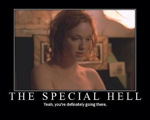Christina Hendricks,special hell,Firefly,funny