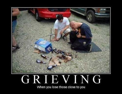 beer depressing dead funny - 8119244544