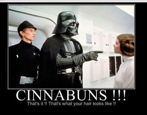 wtf cinnabun funny Princess Leia - 8119269888
