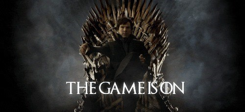 Game of Thrones sherlock bbc Sherlock - 8119337472