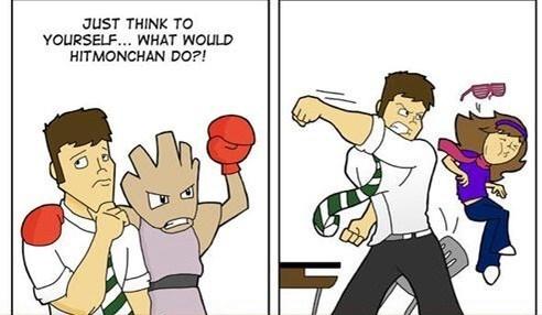 hitmonchan web comics - 8119451392