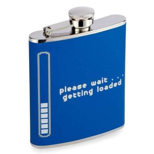 flask funny loading