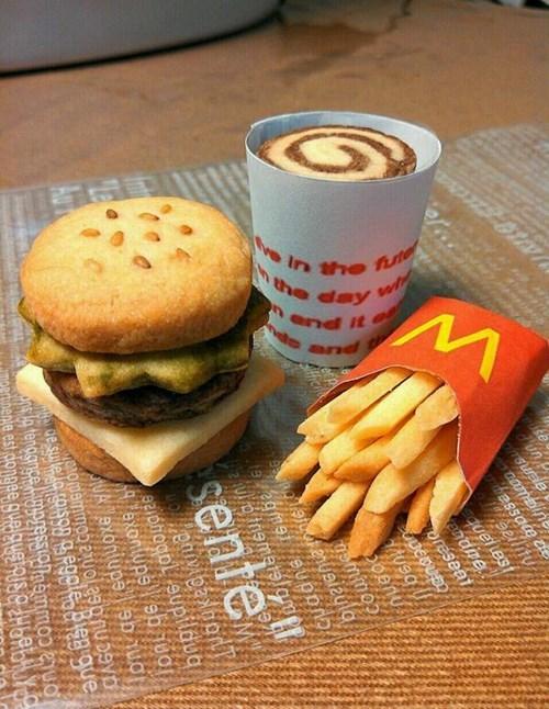 McDonald's Photo cookies - 8119681536