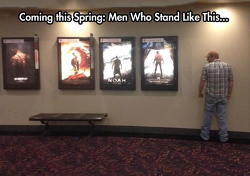 posing movies posters funny - 8119703552
