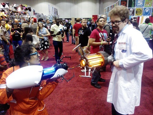 cosplay Portal gordon freeman