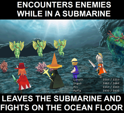 Final Fantasy Logic