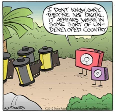 puns cameras web comics