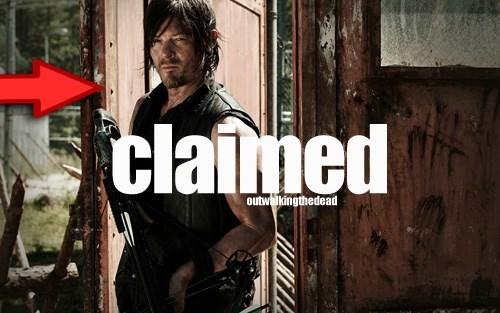 dibs,daryl dixon,The Walking Dead