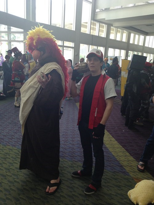 cosplay,twitch plays pokemon