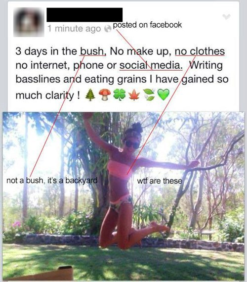 facepalm camping white people failbook g rated - 8120597760