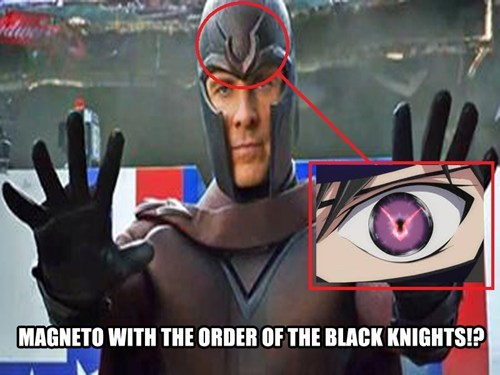 anime Magneto code geass x men - 8120613888