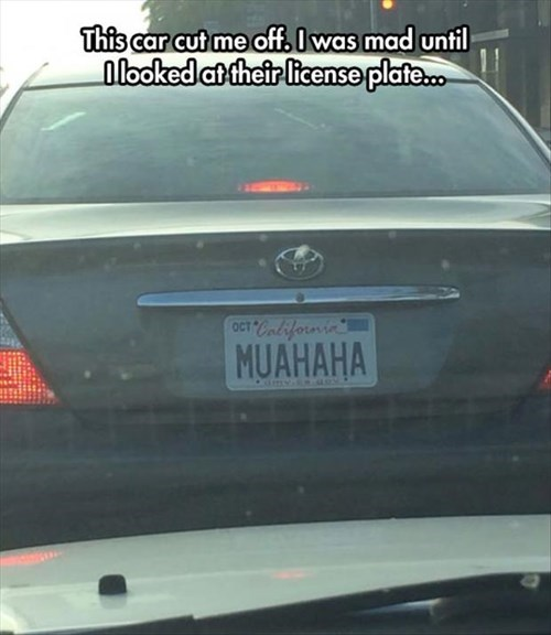 Adding a Little Evil Laughter to Your Morning Commute