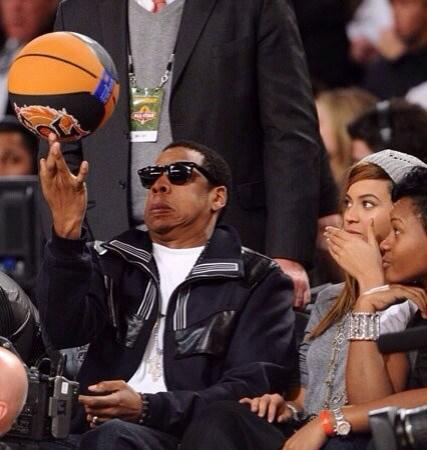 beyoncé celeb basketball Jay Z - 8120617728