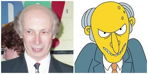 mr burns TV reality funny - 8120686080