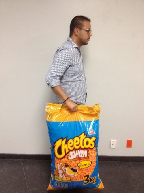 murica sized snacks food cheetos - 8120704256