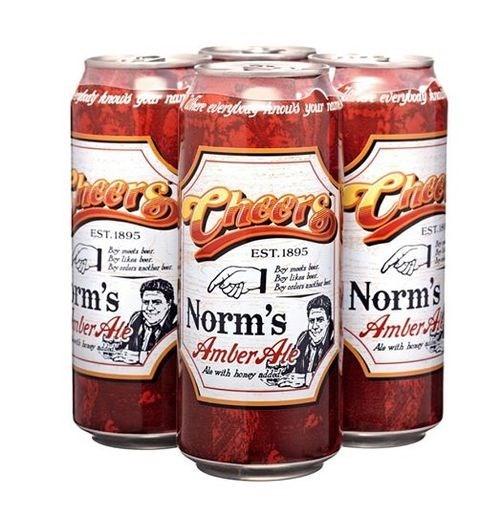 norm,beer,cheers,funny