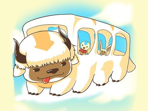 Avatar the Last Airbender for sale appa cartoons - 8120792064