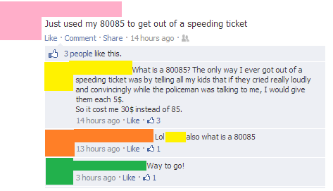lady bits,police,traffic,failbook,g rated