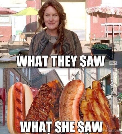 terminus The Walking Dead meat - 8121031168