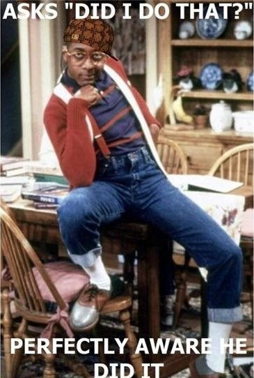 steve urkel,did i do that,family matters
