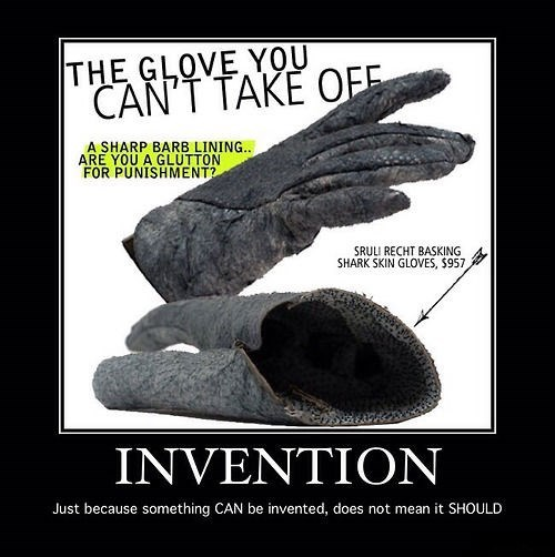 gloves wtf bad idea invention funny - 8121650688