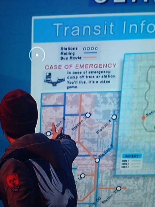 realism,infamous second son