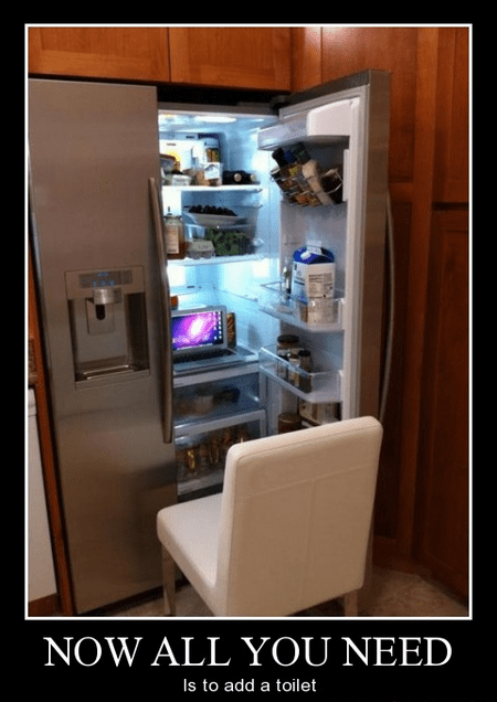 hot summer fridge funny - 8121686272