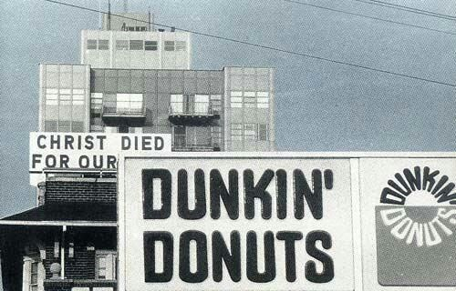 jesus christ dunkin donuts - 8121728000