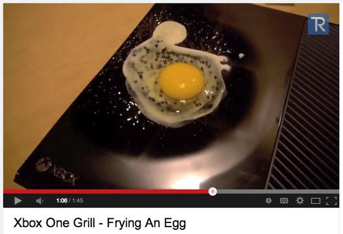 eggs,xbone,xbox one