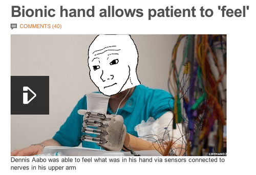 that feel,prosthetic limbs