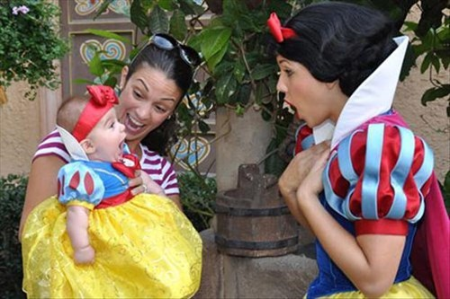 costume,baby,disney,snow white,parenting,g rated
