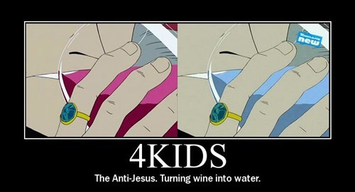 4kids anime wine - 8121873408
