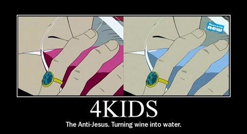 4kids anime wine - 8121873408
