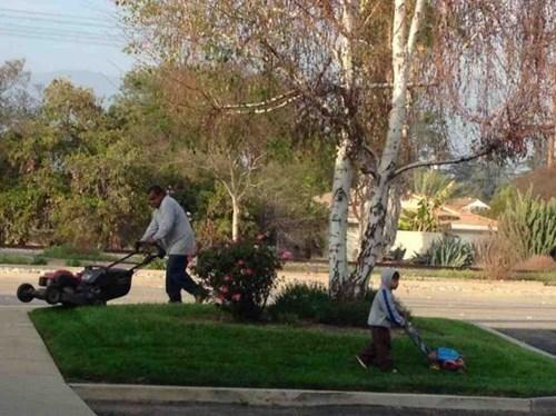 spring kids parenting lawnmower - 8121881600