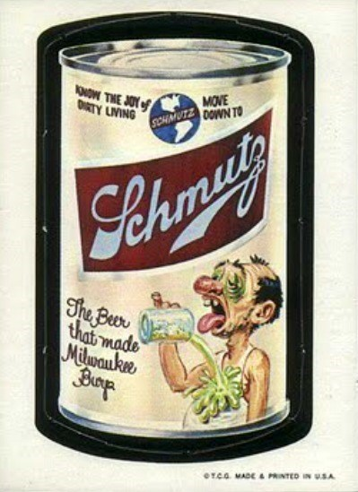 beer schlitz funny vintage - 8121934336