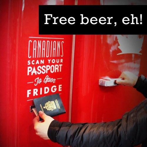 Canada beer free molson - 8121938176